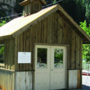 A 22-kW micro hydro project at Ouray's hot springs powers the pool and out buildings at the city-owned facilities.