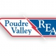 Poudre Valley Rural Electric Association logo