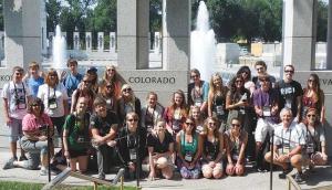 Washington DC Youth Tour